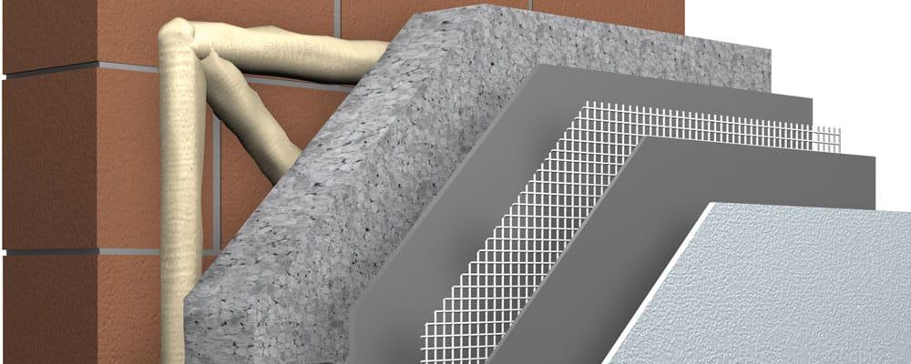 Free External Wall Insulation.